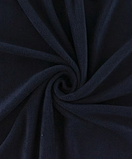 fleece donkerblauw