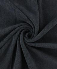 fleece zwart