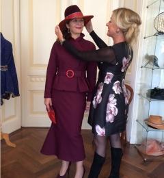 2.5 Herma en Edith prinsjesdag 2015