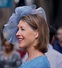 elsje iriserende hoed